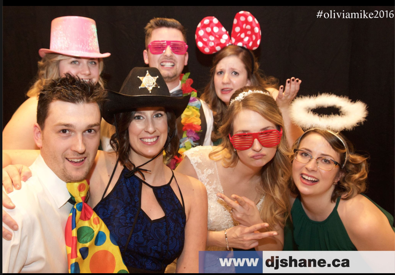 Photo Booth de Olivia & Mike's #oliviamike2016